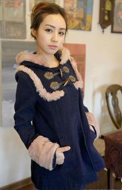 Ảnh số 19: áo khoác mùa đông - Giá: 530.000