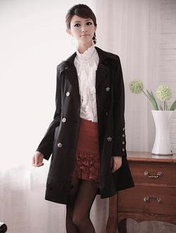 Ảnh số 24: áo khoác mùa đông - Giá: 540.000