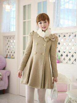 Ảnh số 26: áo khoác mùa đông - Giá: 600.000