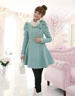 Ảnh số 27: áo khoác mùa đông - Giá: 600.000