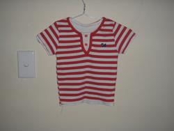 Ảnh số 11: áo phông kẻ - Giá: 15.000