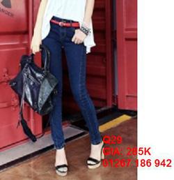 Ảnh số 61: jean skinny q029 - Giá: 285.000