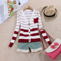 Ảnh số 36: Áo khoác len mỏng,cadigan - Giá: 210.000