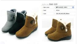 Ảnh số 5: giầy boots hàn quốc - Giá: 640.000