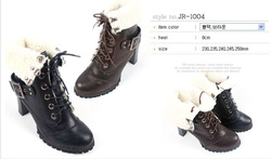 Ảnh số 8: giầy boots hàn quốc - Giá: 640.000
