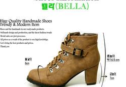 Ảnh số 12: giầy boots hàn quốc - Giá: 770.000