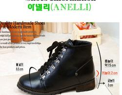 Ảnh số 18: giầy boots hàn quốc - Giá: 730.000