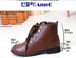Ảnh số 22: giầy boots hàn quốc - Giá: 730.000
