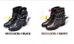 Ảnh số 30: giầy boots hàn quốc - Giá: 770.000