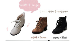 Ảnh số 32: giầy boots hàn quốc - Giá: 770.000