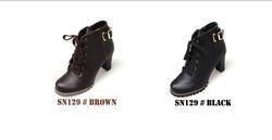 Ảnh số 33: giầy boots hàn quốc - Giá: 880.000