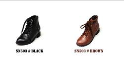Ảnh số 35: giầy boots hàn quốc - Giá: 750.000