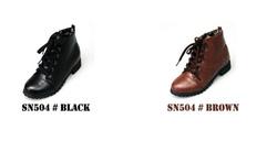 Ảnh số 36: giầy boots hàn quốc - Giá: 750.000
