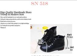Ảnh số 37: giầy boots hàn quốc - Giá: 740.000