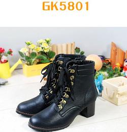 Ảnh số 38: giầy boots hàn quốc - Giá: 770.000