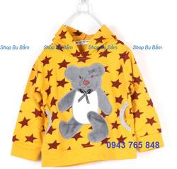 Ảnh số 8: áo gấu vàng - Giá: 120.000