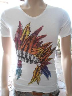 Ảnh số 59: Áo phông Zara - Giá: 120.000