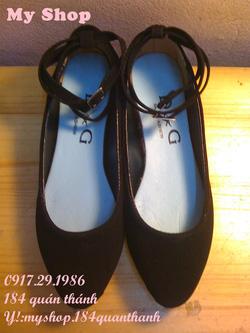 Ảnh số 97: giày da lộn, size: 35 - >39. - Giá: 150.000