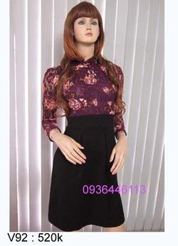 Ảnh số 92: Váy đầm , đủ size - Giá: 520.000