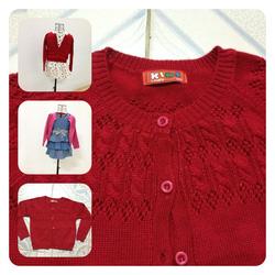 Ảnh số 9: áo khoac len - Giá: 200.000