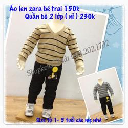 Ảnh số 16: áo len cổ tim zara - Giá: 150.000