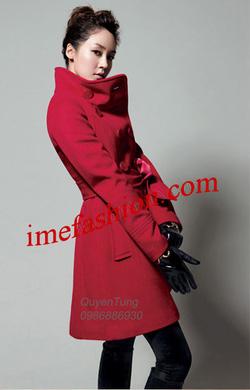 Ảnh số 5: áo choàng dạ nữ - Giá: 1.275.000