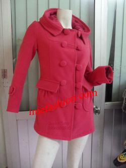Ảnh số 9: áo choàng dạ nữ - Giá: 1.200.000