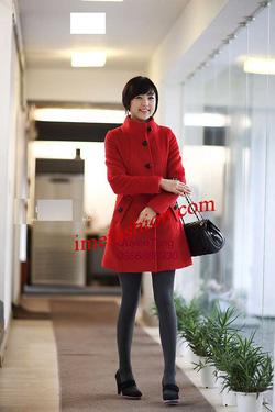 Ảnh số 14: áo choàng dạ nữ - Giá: 1.250.000