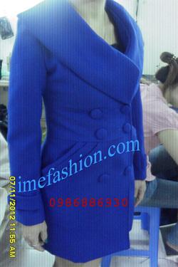 Ảnh số 30: áo choàng dạ nữ - Giá: 1.350.000