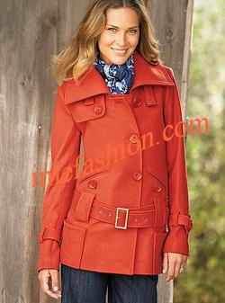Ảnh số 45: áo choàng dạ nữ - Giá: 1.250.000
