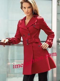 Ảnh số 46: áo choàng dạ nữ - Giá: 1.400.000