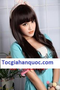 Ảnh số 92: Tóc bộ Nữ Hàn Quốc tóc thẳng - Giá: 700.000