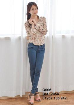 Ảnh số 6: jean skinny q006 - Giá: 285.000