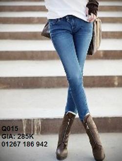 Ảnh số 15: jean skinny q015 - Giá: 285.000