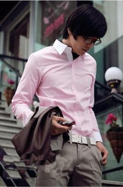 Ảnh số 1: áo so mi nam - Giá: 220.000