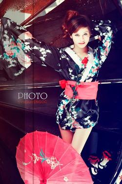 Ảnh số 11: Kimono - Giá: 150.000