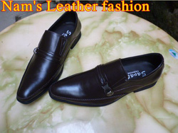 Ảnh số 45: Giầy da nam, giầy lười nam, giầy thể thao nam, giầy công sở nam, giầy buộc dây nam, giầy nam xuất khẩu - Giá: 530.000