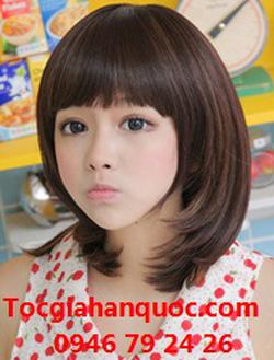 Ảnh số 28: Tóc bộ Nữ Hàn Quốc - Giá: 700.000