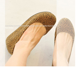 Ảnh số 63: Giày búp bê bánh mì Alibaba chấm bi - Giá: 220.000