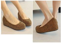 Ảnh số 67: Giày búp bê bánh mì Alibaba chấm bi - Giá: 220.000