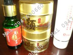 Ảnh số 68: Bộ kem đặc trị nám trắng da tinh dầu MEI YAN LI SHI - Giá: 900.000