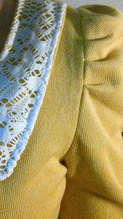 Ảnh số 14: váy vàng thắt nơ - Giá: 165.000