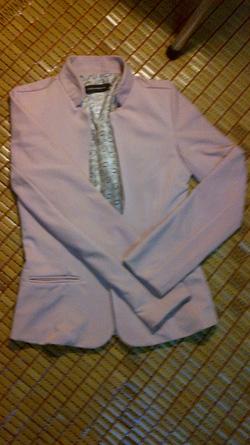 Ảnh số 29: áo véc màu hồng phấn - Giá: 250.000