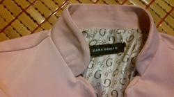 Ảnh số 31: áo véc màu hồng phấn - Giá: 250.000
