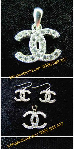 Ảnh số 57: trang sức Chanel - Giá: 8.888