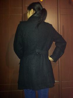 Ảnh số 2: áo khoác dạ - Giá: 500.000