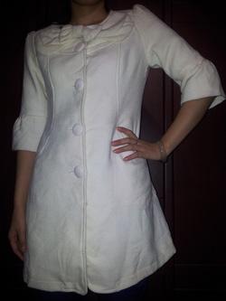 Ảnh số 7: áo khoác dạ tay lỡ - Giá: 350.000