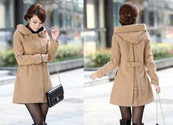 Ảnh số 35: áo khoác mùa đông - Giá: 580.000