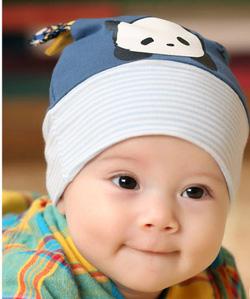 Ảnh số 18: Mũ cotton Panda - Giá: 40.000