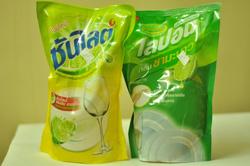 Ảnh số 24: Nước rửa chén Lipon gói 550ml - Giá: 20.000